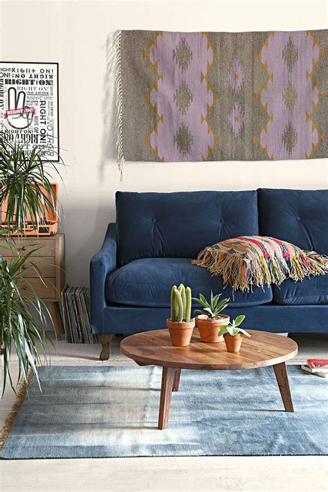 boho couch designing my living room with boho chic decor
