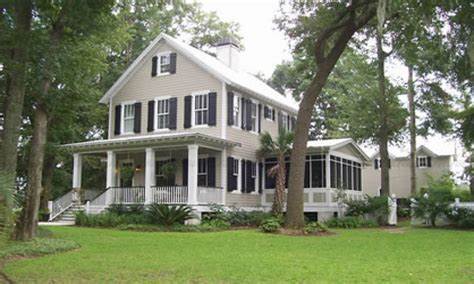 Southern Home House Plans by Beautiful Southern Homes Traditional Southern Style Home