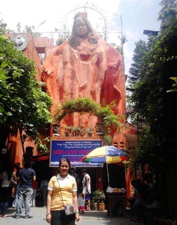 entrada tagaytay our lady of manaoag at tierra de maria tagaytay tripadvisor
