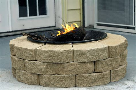 diy pit cheap and easy 12 diy pits for your backyard the craftiest