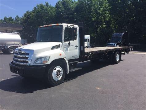truck nc used flatbed trucks for sale in nc penske used trucks