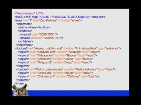 xmllint tutorial archived oxygen xml editor docbook editing doovi