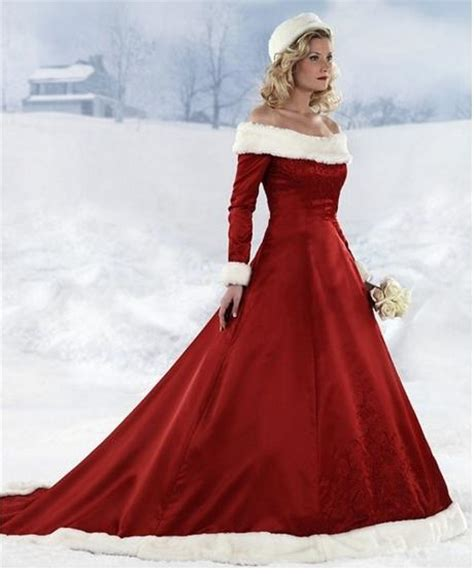 Discount Winter Wedding Dresses by Discount 2016 Winter Wedding Dresses Russian Fur