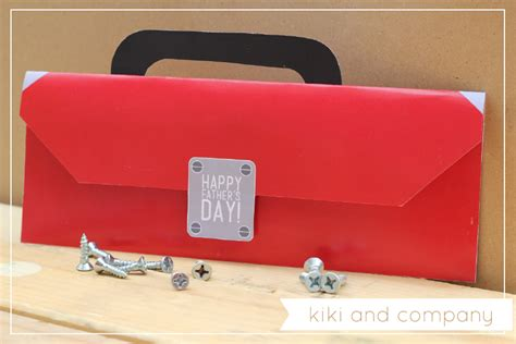 How To Make A Paper Tool Box - s day toolbox coupon book free printable