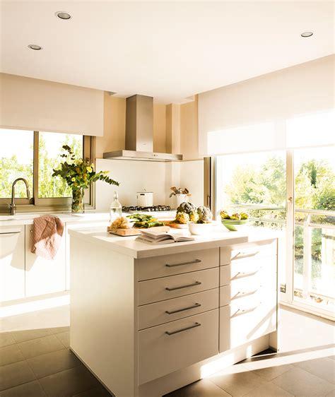 decorar cocinas grandes ideas de decoraci 243 n para cocinas peque 241 as