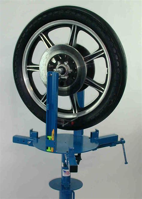 motorcycle tire balancing wikco motorcycle wheel balancer