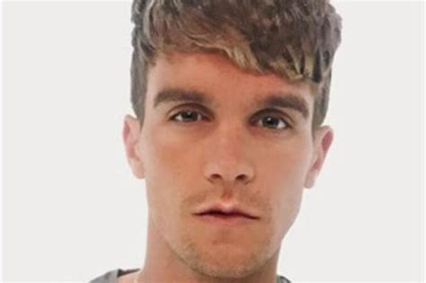 geordie shore s gaz beadle slicks his hair back with a gaz beadle ditches his spiked up quiff and transforms
