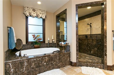 spanish style bathrooms spanish style estate master bath traditional