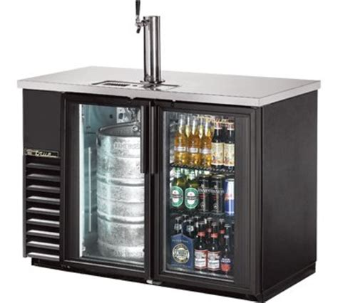 Built In Kegerator by Kegerator And Beer Refrigerator Bar Bachelor Pad