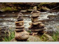 Stacking rocks! – Cocoa Smiles Feeling Bad For