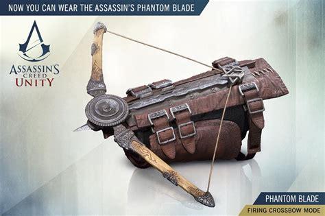 Assasin Creed Blade Ezio own assassin s creed unity phantom blade onyx62is