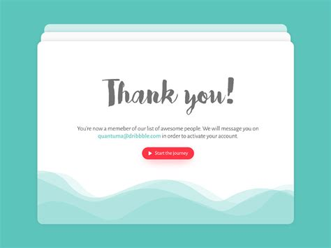 thank you page templates thank you page add on add ons pg socialbiz