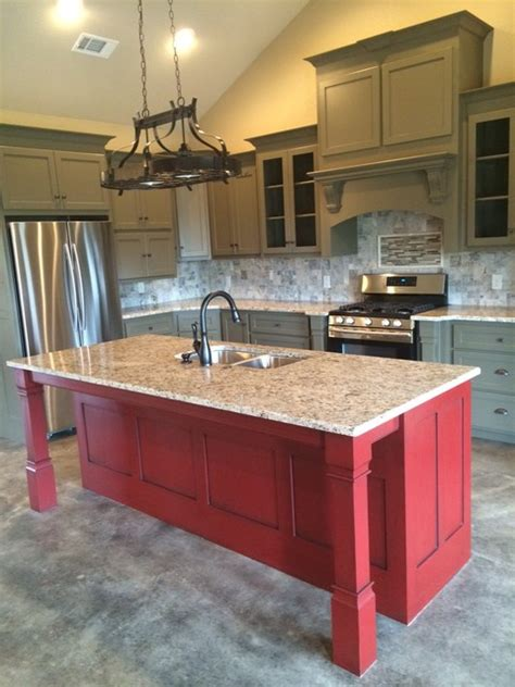 red kitchen islands small red kitchen island quicua com
