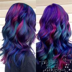 multi color hair dye dying for hair dyeing hairstyles