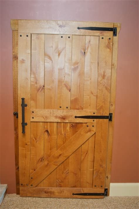 Barn Style Door Traditional Philadelphia By Edmund Barn Style Shed Doors