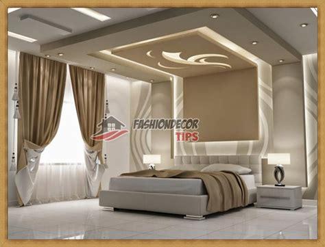 modern bedroom designs with false ceiling designs 2017