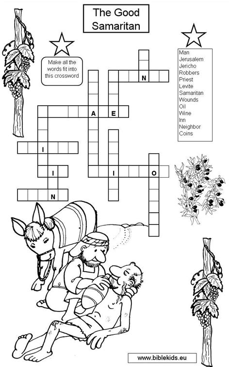 printable coloring pages of the samaritan parable of the samaritan for search