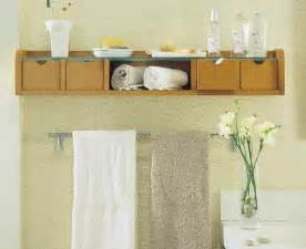 Small Bathroom Shelving Ideas by 33 Clever Amp Stylish Bathroom Storage Ideas