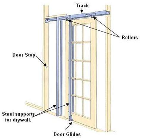 exterior pocket door kit homeofficedecoration exterior pocket door
