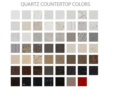 colors of quartz countertops quartz countertops colors www pixshark images