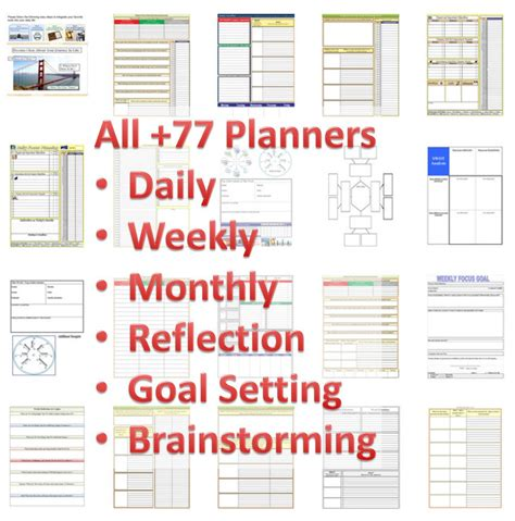 planner online free download 77 printable planners free via offers