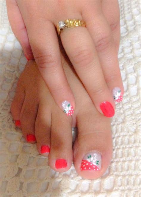 imagenes de uñas decoradas manos y pies decoraci 243 n u 241 as de manos y pies color rosado y blanco