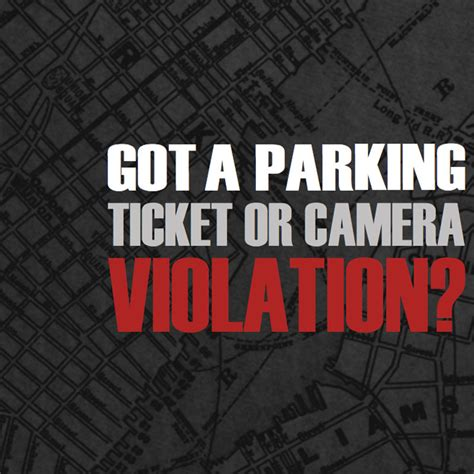 pay light ticket nyc parking ticket services