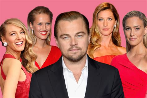 leonardo dicaprio wife has leonardo dicaprio never publicly dated anyone over the