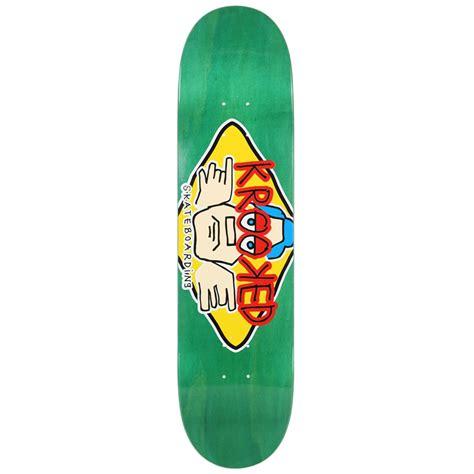 krooked deck krooked arketype 8 06 skateboard deck evo