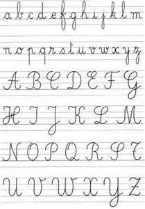 25 best ideas about cursive handwriting on pinterest