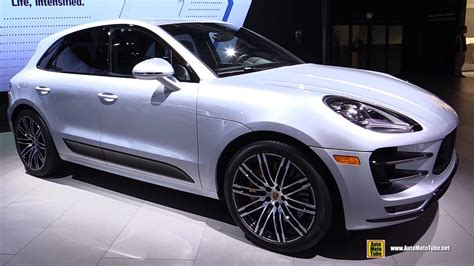 2017 porsche macan turbo interior 2017 porsche macan turbo performance package exterior