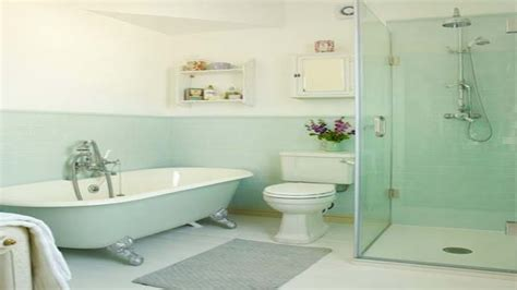 bright colored bathrooms mint green bathroom sage green