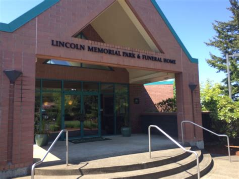 lincoln memorial park funeral home funeral services