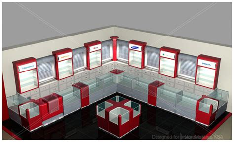Home Office Wall by Designer Senthil Retail Interior Concept Design Gallery