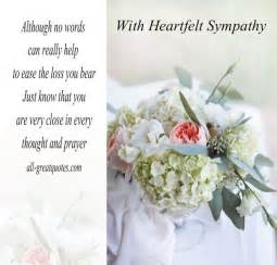 sympathy card messages with heartfelt sympathy