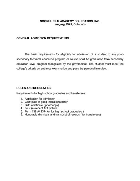 Request Letter For Honorable Dismissal Sle Sle Request Letter Honorable Dismissal College