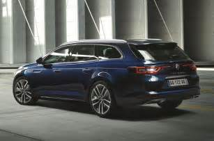 new estate cars renault talisman revealed new pictures autocar