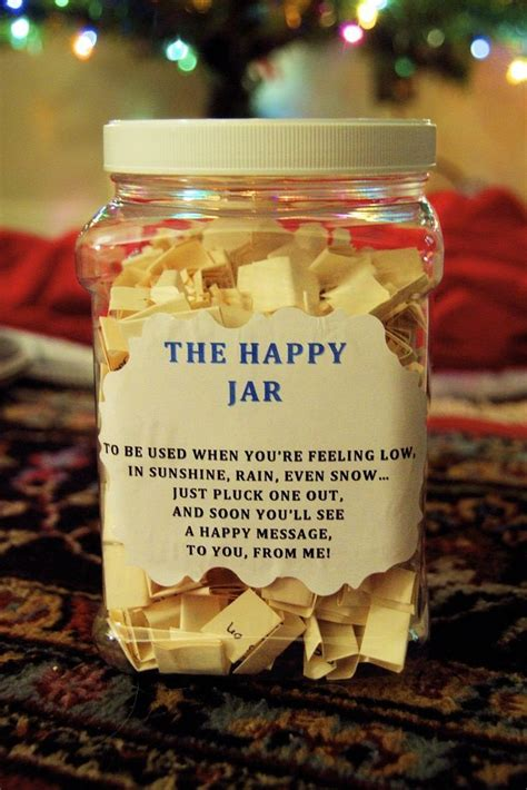 printable happy jar quotes top 10 diy anniversary gifts topinspired