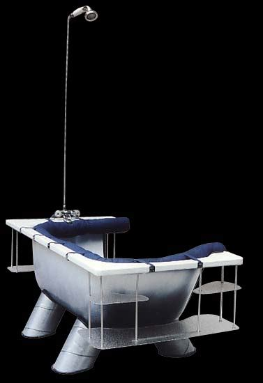 Baignoire Stark by Assise Kikidesign