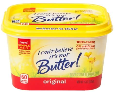 is i cant believe its not butter light dairy free 1 92 reg 3 09 i can t believe it s not butter at target