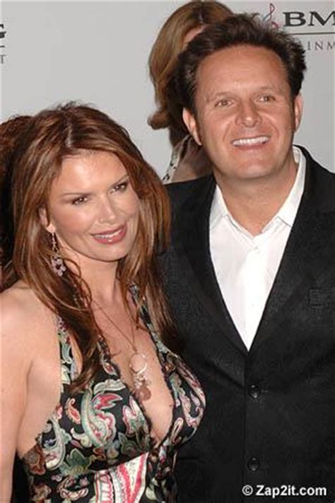 mark burnett married to roma downey mark burnett and roma downey are getting married