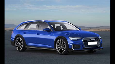 2019 Audi Allroad by Audi A6 A6 Allroad Rs6 2019