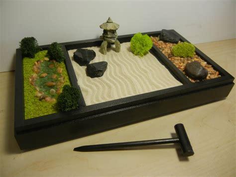 mini jardin zen diy un jardin zen miniature pour d 233 corer la pi 232 ce et relaxer