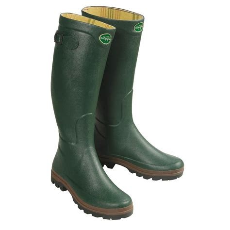 tracks boots le chameau all tracks rubber boots for 83264