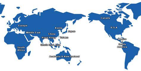 map usa japan gialli e geografie giallo sul centro di gravita