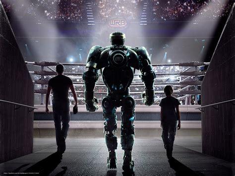 film robot part 2 download wallpaper live steel film movie robot free