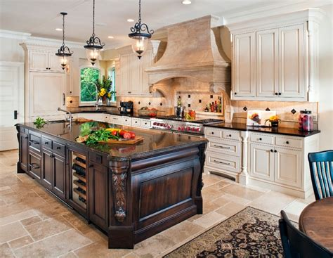 Houzz Kitchens With Islands italianate victorian kitchen traditional kitchen