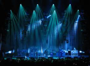 Stage Lighting Careers Entertaining Stage Lighting Design Concert Features Light