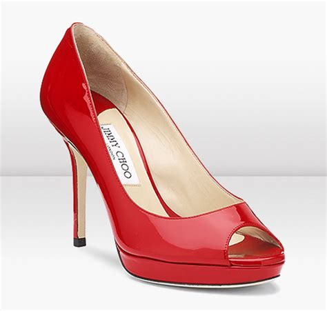 Get Your Groove On With Jimmy Choo Patent Shoes by Va Va Voommm The Kdhtons S Day Gift Guide Is