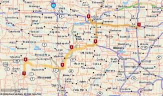 Bed And Breakfast Indiana Illinois Map Utica